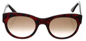 Thierry Lasry Fidelity Marbled Sunglasses