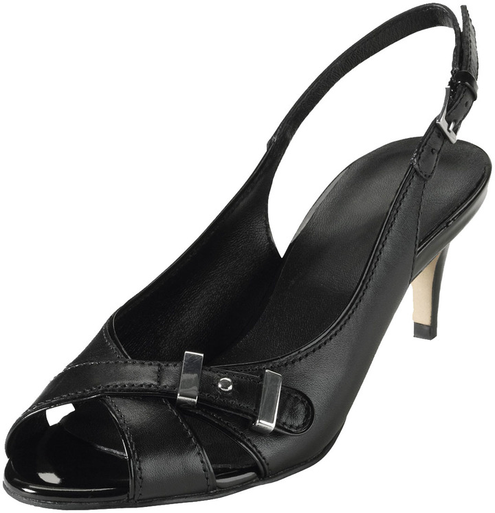 Cole Haan Air Christy Slingback Sandal, Black