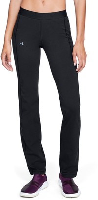 Under Armour Women's UA Favorite Straight Leg Pants