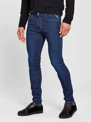 Replay Jondrill Hyperflex Skinny Stretch Jeans