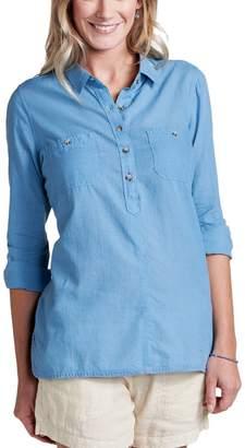 Toad&Co Indigo Ridge Long-Sleeve Shirt - Women's