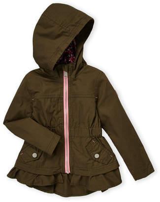 MICHAEL Michael Kors Toddler Girls) Drop Waist Jacket