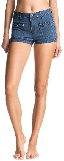 Women's Roxy In My Head Denim Shorts