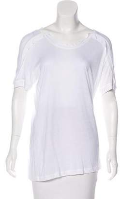 Bottega Veneta Short Sleeve Knit Top