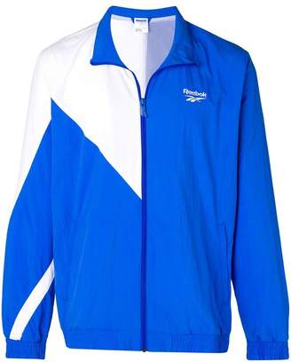 Reebok logo sports jacket