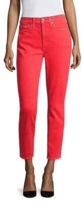 Alice + Olivia (アリス オリビア) - AO.LA by alice + olivia Good High-Rise Ankle Skinny Jeans