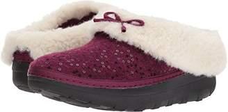 FitFlop Women's Loaff Snug Sequin Slipper