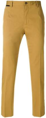 Dolce & Gabbana piped chinos
