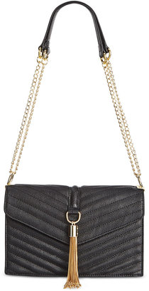 INC International Concepts Yvvon Crossbody, Only at Macy's $99.50 thestylecure.com