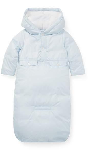 Ralph Lauren Kids Ralph Lauren Kids | Down Jacket Bunting | 6-12 months | Blue