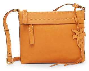 Frye Carson Leather Crossbody