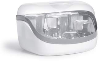 Chicco Microwave Baby Bottle Steam Sterilizer