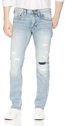 Silver Jeans Co... Men's Konrad Fit Slim Leg Jeans