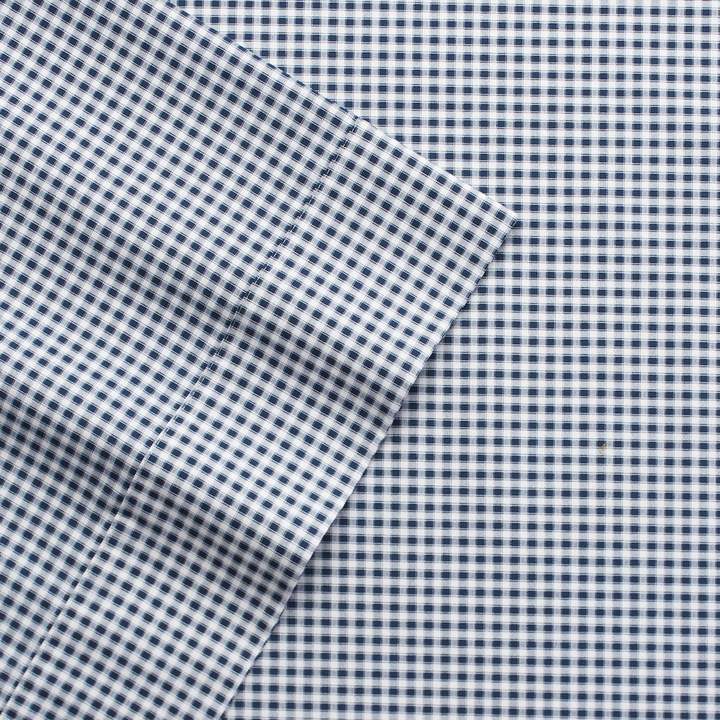 Gingham Sheets