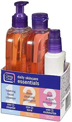 Clean & Clear Daily Skincare Essentials 3 ea (Pack of 12)