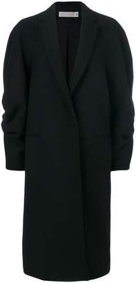 Victoria Beckham structured sleeve coat