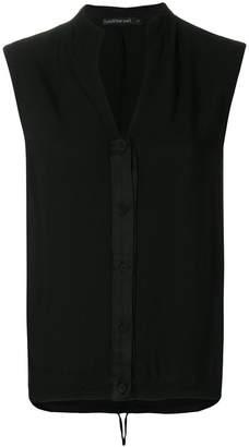 Transit sleeveless blouse