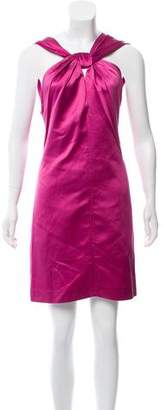Prada Sleeveless Silk Dress