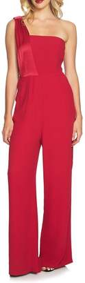 1 STATE 1.STATE One Shoulder Jumpsuit