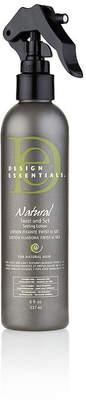JCPenney Design Essentials Natural Twist & Set Setting Lotion - 8 oz.