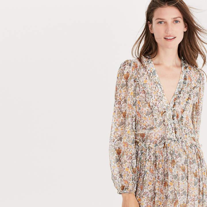 Karen Walker® Silk Unicorn Whisperer Dress