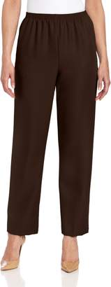 Alfred Dunner Women's Medium Pant