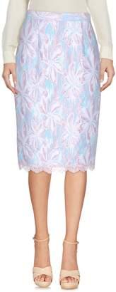 Paola Frani Knee length skirts