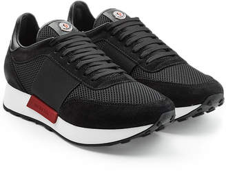 Moncler Horace Sneakers with Suede