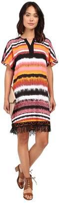 Kensie Noisy Stripes Dress KS5K7944 Women's Dress