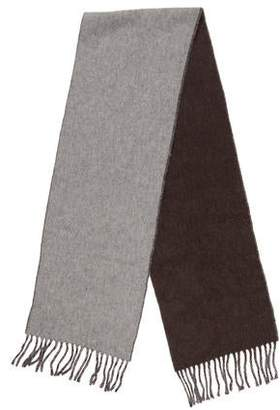Polo Ralph Lauren Colorblock Wool Scarf