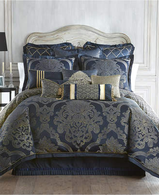 Waterford Reversible Vaughn Duvet Covers