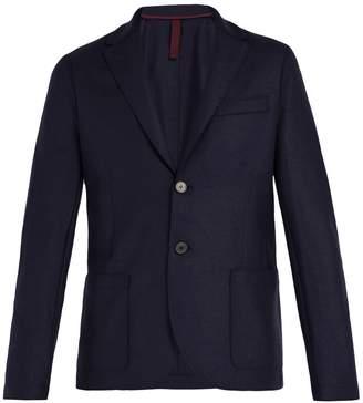 Harris Wharf London Slim-fit wool blazer