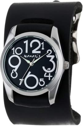 Nemesis Women's THN109K Showgirl Sleek Design Watch