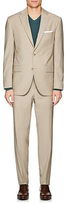 Jack Victor MEN'S WOOL TWO-BUTTON SUIT