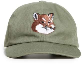 MAISON KITSUNÉ Fox Head Cap