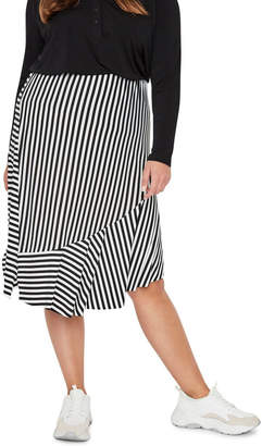 Junarose Jito Midi Skirt