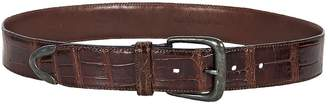Polo Ralph Lauren Brown Leather Belts