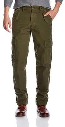 Co Quality Durables Men's Cotton Loose Fit Cargo Pant