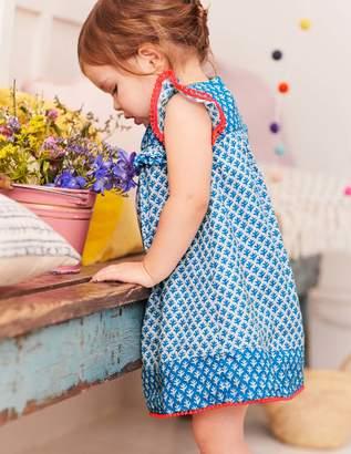 Boden Hotchpotch Woven Dress