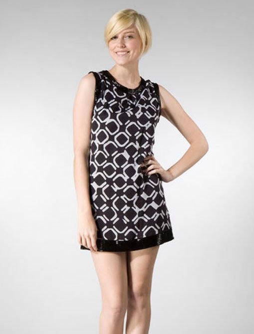Jenni Kayne Mini Shift Dress