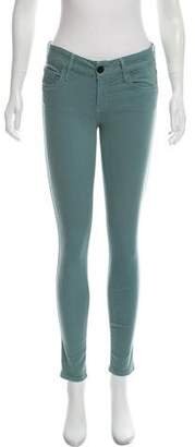 Black Orchid Low-Rise Skinny Jeans