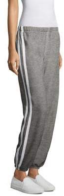 Wildfox Couture Easy Side Taped Sweatpants