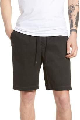 The Rail Pigment Dye Volley Shorts