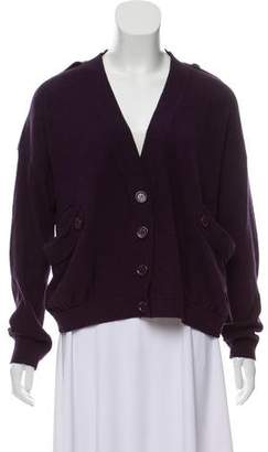 See by Chloe Lightweight Button-Up Cardigan