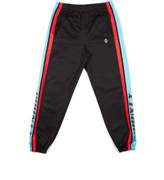 Marcelo Burlon County of Milan Color Band Pants