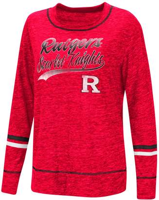 Women's Rutgers Scarlet Knights Giant Dreams Tee