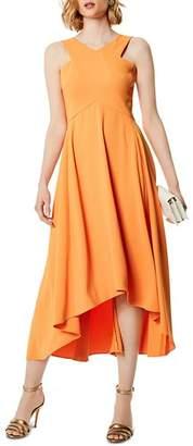 Karen Millen High/Low Midi Dress