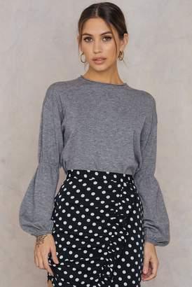 NA-KD Na Kd Big Sleeve Sweater