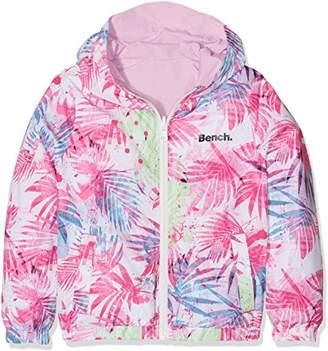 Bench Girl's Reversible Windbreaker Jacket