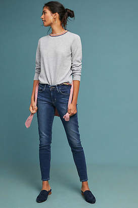 Levi's Mid-Rise Curvy Straight Jeans